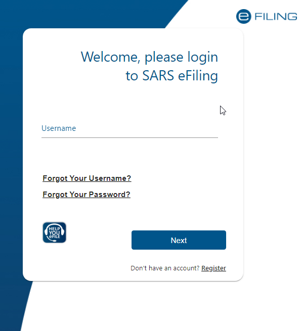 How to use SARS eFiling to File Income Tax Returns | TaxTim SA