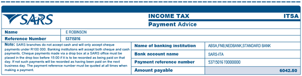how to change bank account details in income tax refund